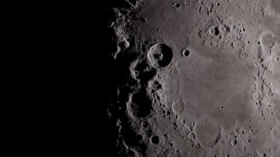 image lunar surface